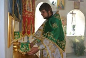 Благочинный Батайского округа иерей Петр Удовенко
