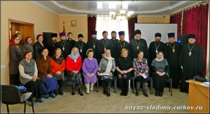 Семинар в Азовском городском и Батайском благочиниях