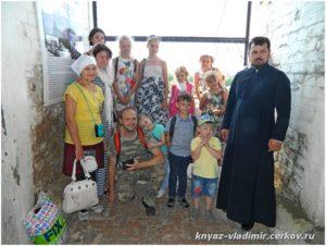 На Колокольне Воскресенского Войскового собора