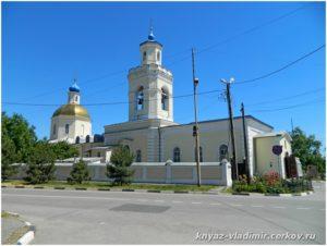 Свято-Никольский храм г. Таганрог