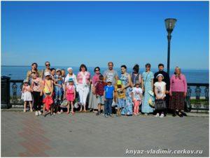 На берегу Азовского моря
